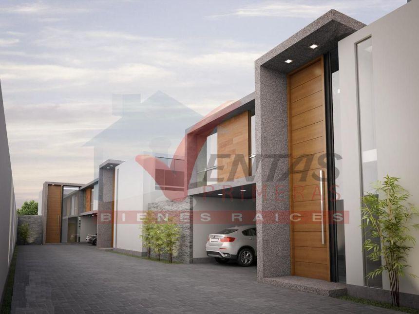 CV.227 VENTA CASA ESTRENO, CONDOMINIO EN EXCLUSIVA ZONA DE RINCONADA,  LA MOLINA AT.550M2 ACABADOS A1