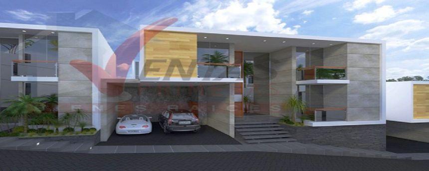 1 afiche FACHADA INTERIOR DE CASA CONDOMINIO MOLINA VIEJA SALE HOUSE VENTASPRIMERAS