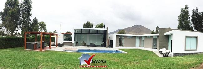 super panoramica moderna bello casa home moderna en pucusana